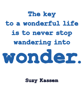 life, life quotes and wonder