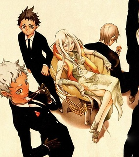 anime, boy and deadman wonderland