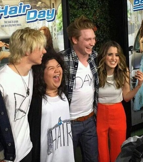 austin and ally, bad hair day and friends