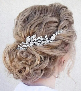 elegant, hairstyle and prom hairstyle