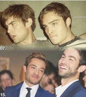 2007, 2015 and chace crowford