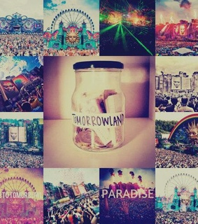 fest, tomorrowland and ❤