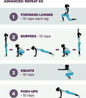 fit, full body and workout
