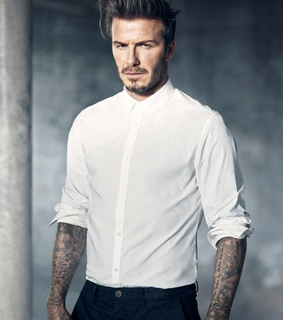 david beckham, fashion and guy