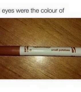crayola, lol and marker