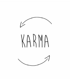 inspiration, karma and quote
