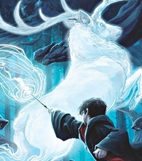 deer, expecto patronum and harry james potter