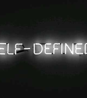 define and yourself