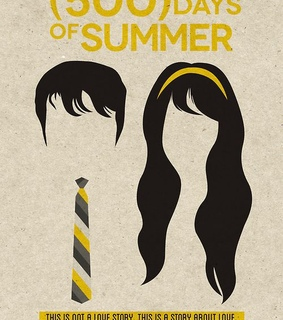 (500) days of summer, (500) dias com ela and 500 days of summer