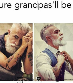 funny, future and grandpa