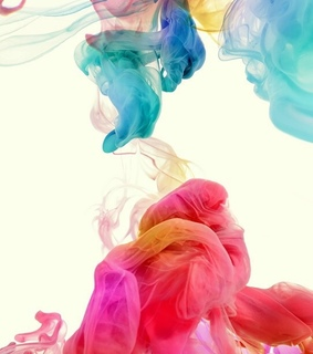 background, blue and colorful