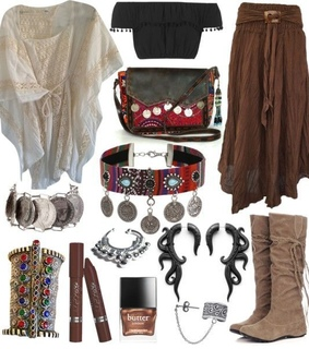accessories, autumn and boho