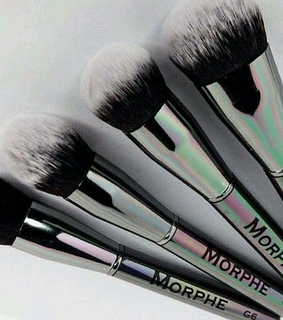 beauty, beauty products and brushes