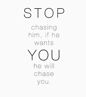 chasing, girl quote and girl quotes