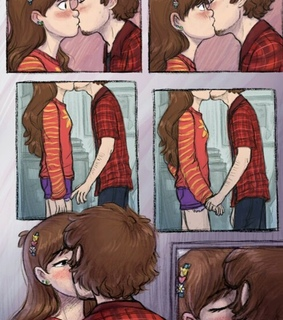 first kiss, kiss and relationship