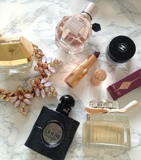 chloe, lady million and perfume collection