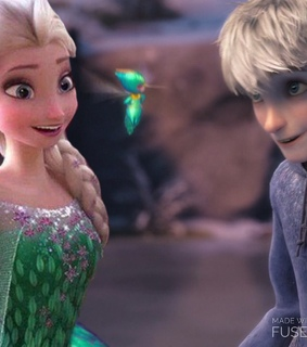 disney, dreamworks and jack frost