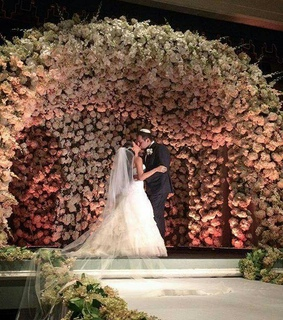 bride and groom, ceremony and design