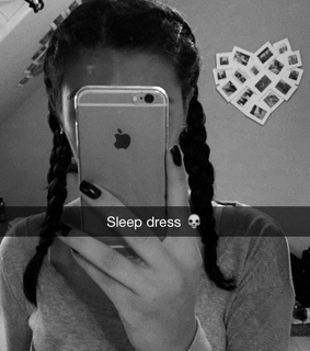 black and white, haie and iphone