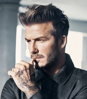 david beckham, perfection and tattoos