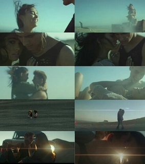 madison beer, madison elle beer and all for love music video