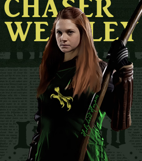 ginny weasly, potter and weasly