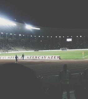 azerbaijan, football and humid