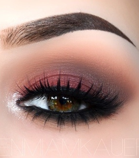 beautiful makeup, beauty and eyes