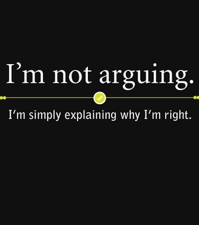 arguing, funny and life