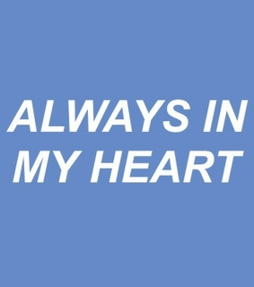 always, harry and louis and heart