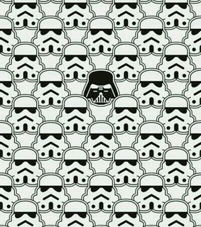 be different, special and star wars