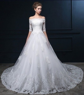 bride, cute and luxury