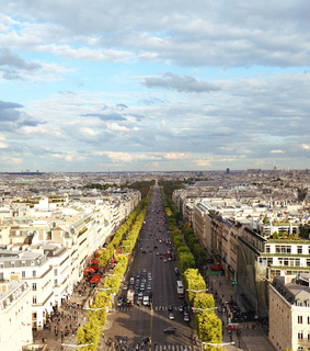 city, dream and france