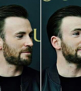 beautiful man, captain america and chris evans