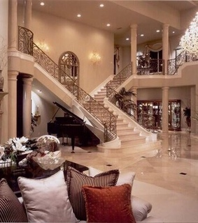 decor, decorating and houses