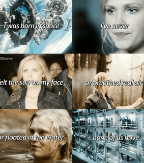 clark, intro and the 100