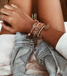 accessory, braclet and endless