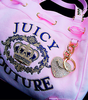 bag, design and juicy couture