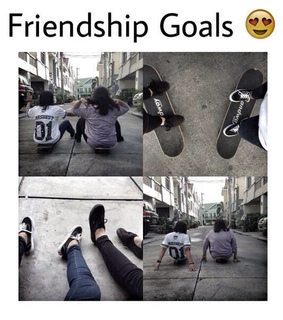 bestfriends, bff and cool