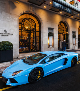 car, expensive and luxury