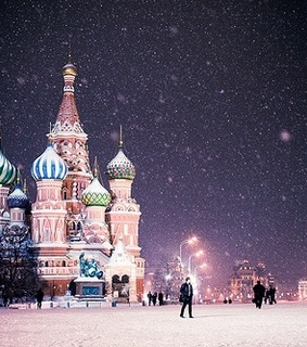 cold, magical and russia