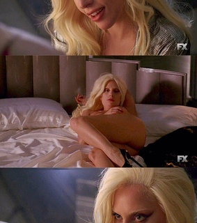 american horror story, elizabeth and hotel