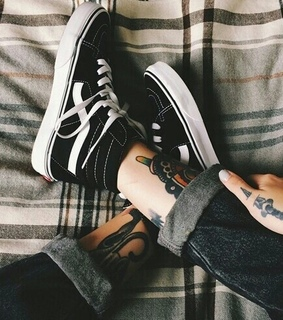 keds and vans