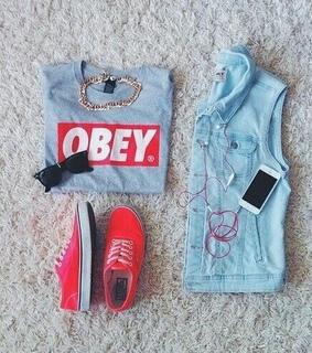 iphone, liam and obey