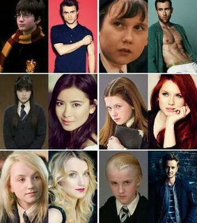 before and after and harry potter cast