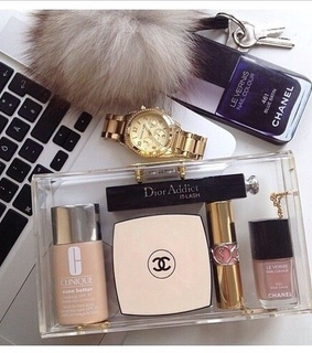 chanel, clinique and fashion