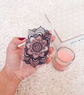 candle, case and girly