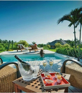luxury, places and pool