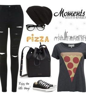 airport fashion, awesome and black