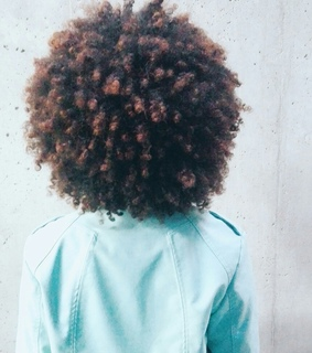 afro hair, curly hair and natural hair